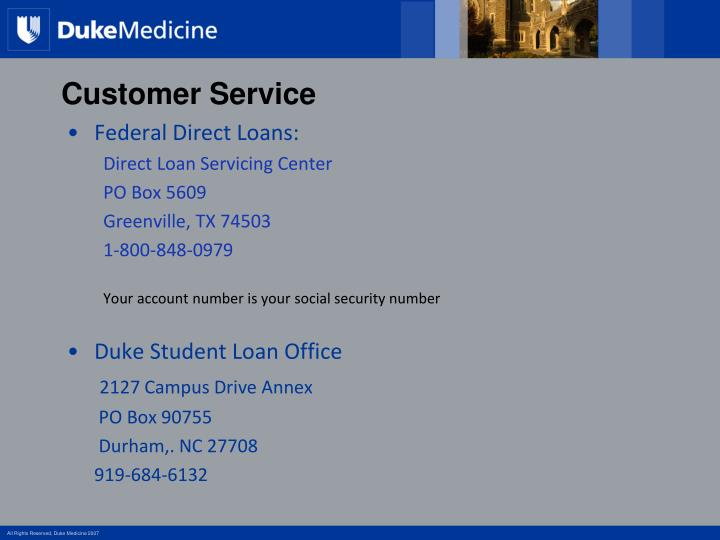 Great Lakes Educational Loans Services Inc