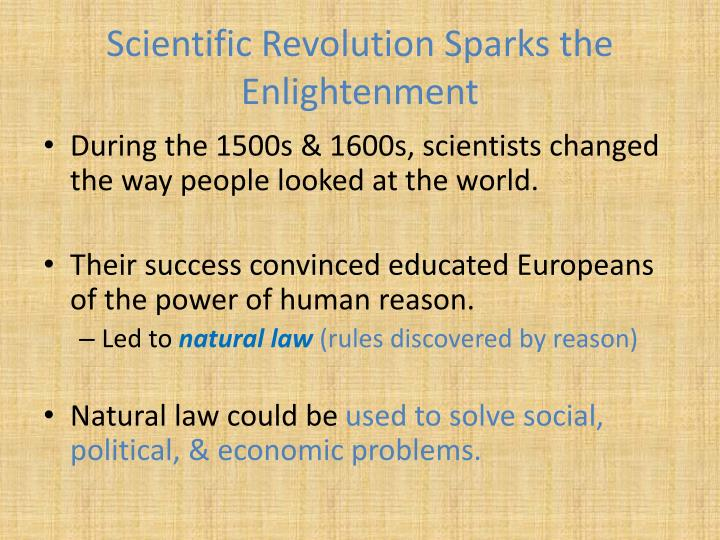 PPT - The Enlightenment 1700 - 1800 PowerPoint ...