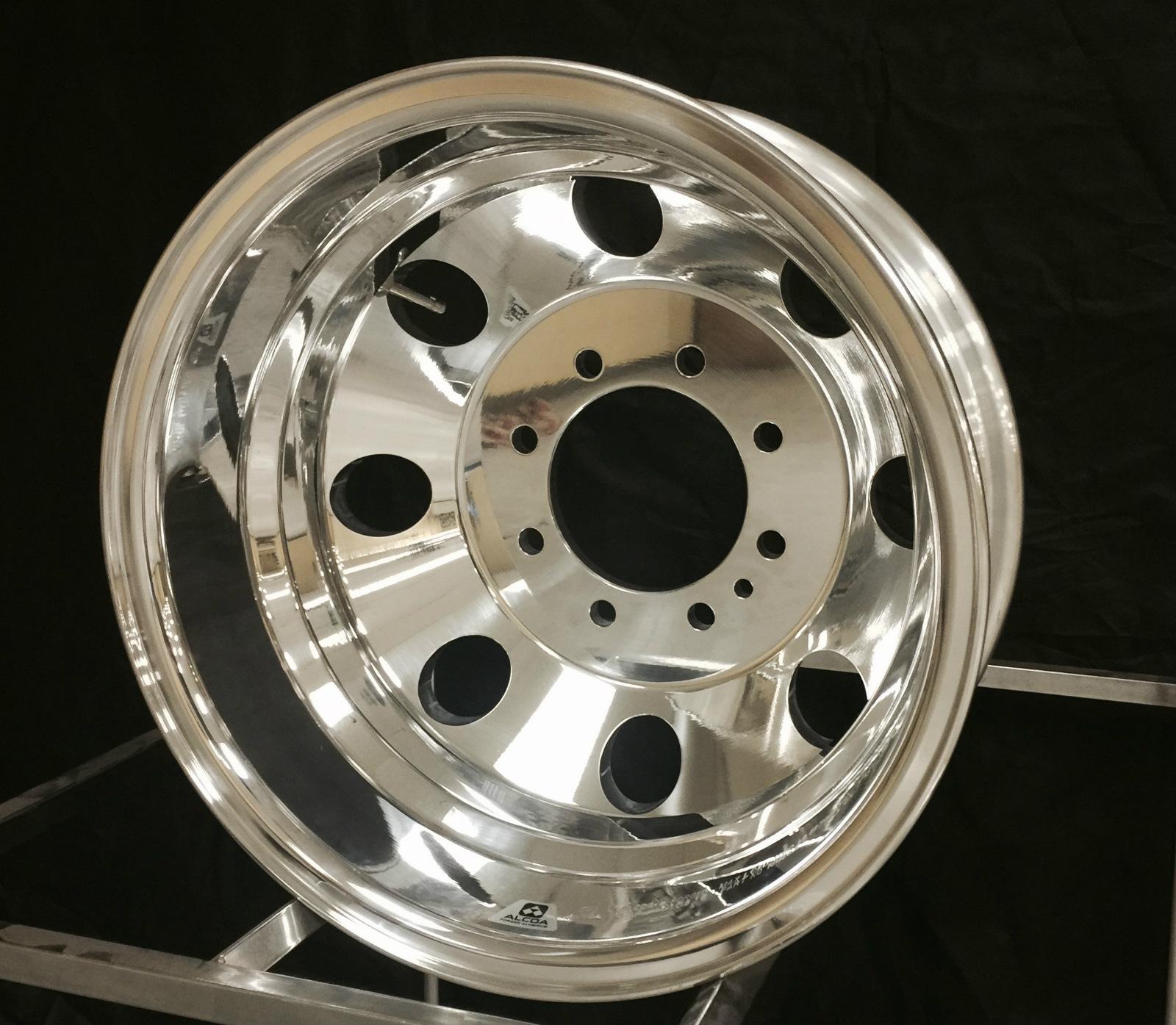 Used Alcoa Wheels Sale 8 Lug F 350