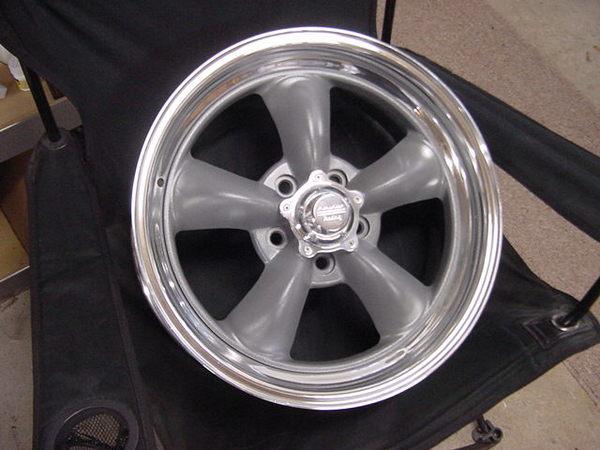 Order Spoke American 4 Racing 15x8 Wheels 5