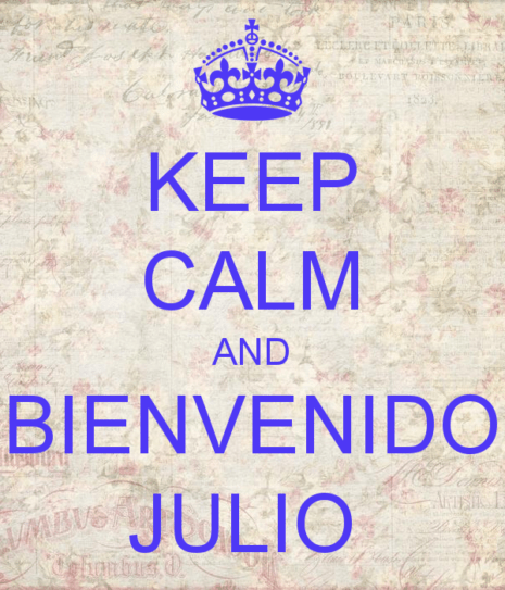 Keep Calm And Love Julio