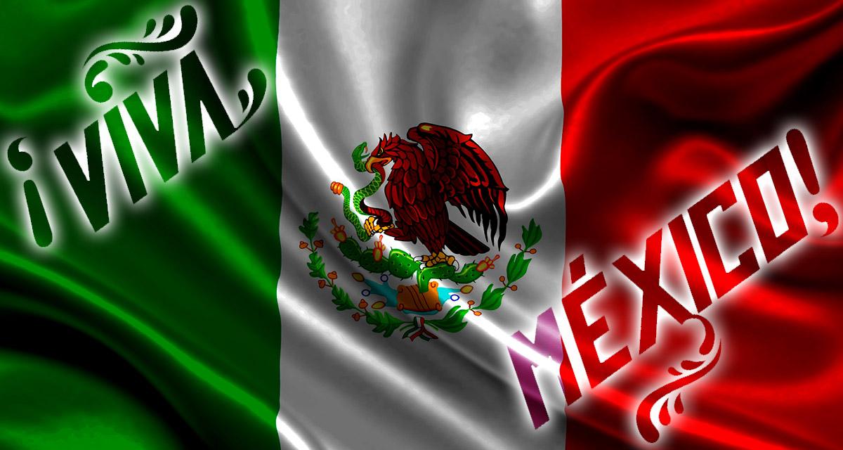 Mexico Septiembre 16 De Wallpaper