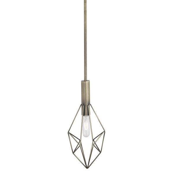 geometric mini pendant light # 14