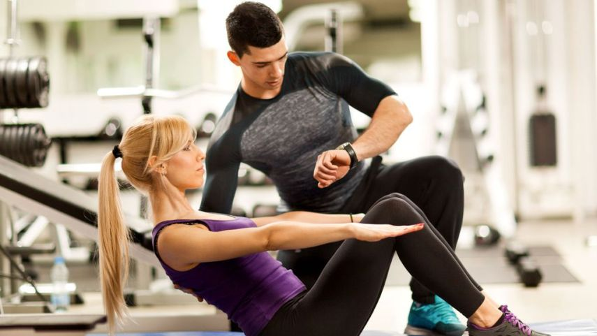 Why gym addicts should see a personal trainer  even if you think you     Why gym addicts should see a personal trainer  even if you think you  already know everything