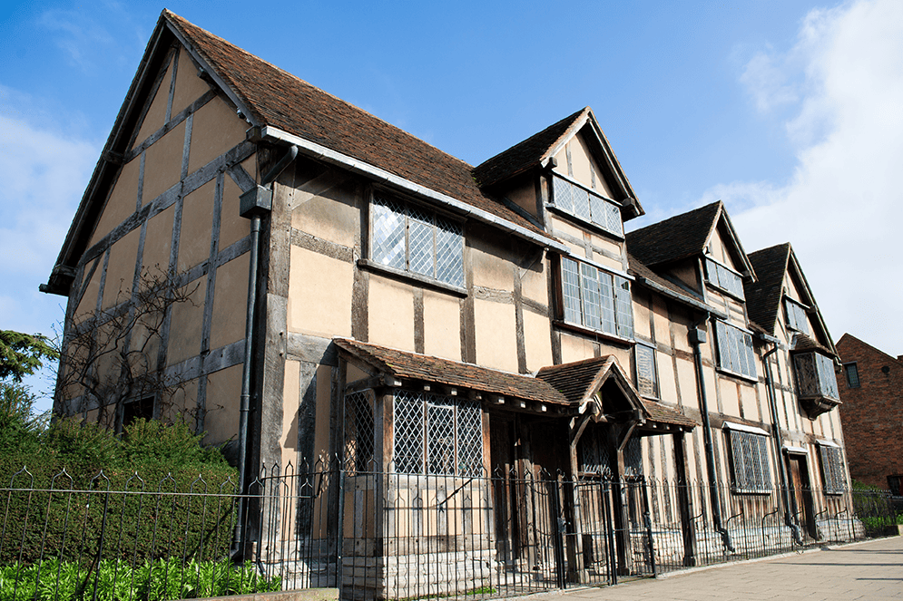 20% off Shakespeares Houses | Shakespeares Birthplace Voucher