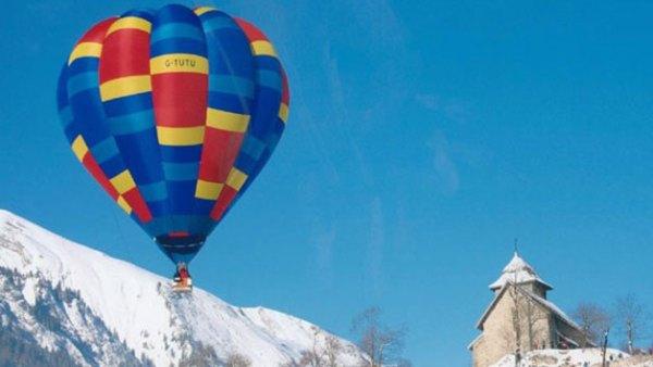 hot air balloon # 68