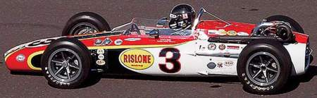 1968 Rislone Eagle, Winner Indianapolis 500, Bobby Unser, Pre-Order Items:  Diecast Direct, Inc.