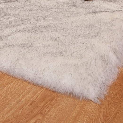 Amazon Com Plush Carpet Stair Treads Set Of 3 Super Soft Fluffy   Plush Carpet Stair Treads   Dog Cat Pet   Iron Frost   Carpet Runners   True Bullnose Carpet   Bullnose