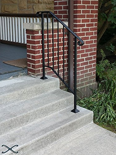 Diy Iron X Handrail Picket 2 Fits 2 Or Buy Online In Albania At | Iron X Handrail Picket