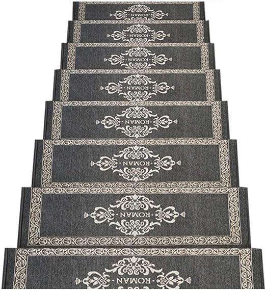 Amazon Com Non Slip Stair Treads Carpet Carpet Stair Treads | Padded Carpet Stair Treads | Stair Risers | Adhesive Padding | Bullnose Padded | Staircase Makeover | Flooring