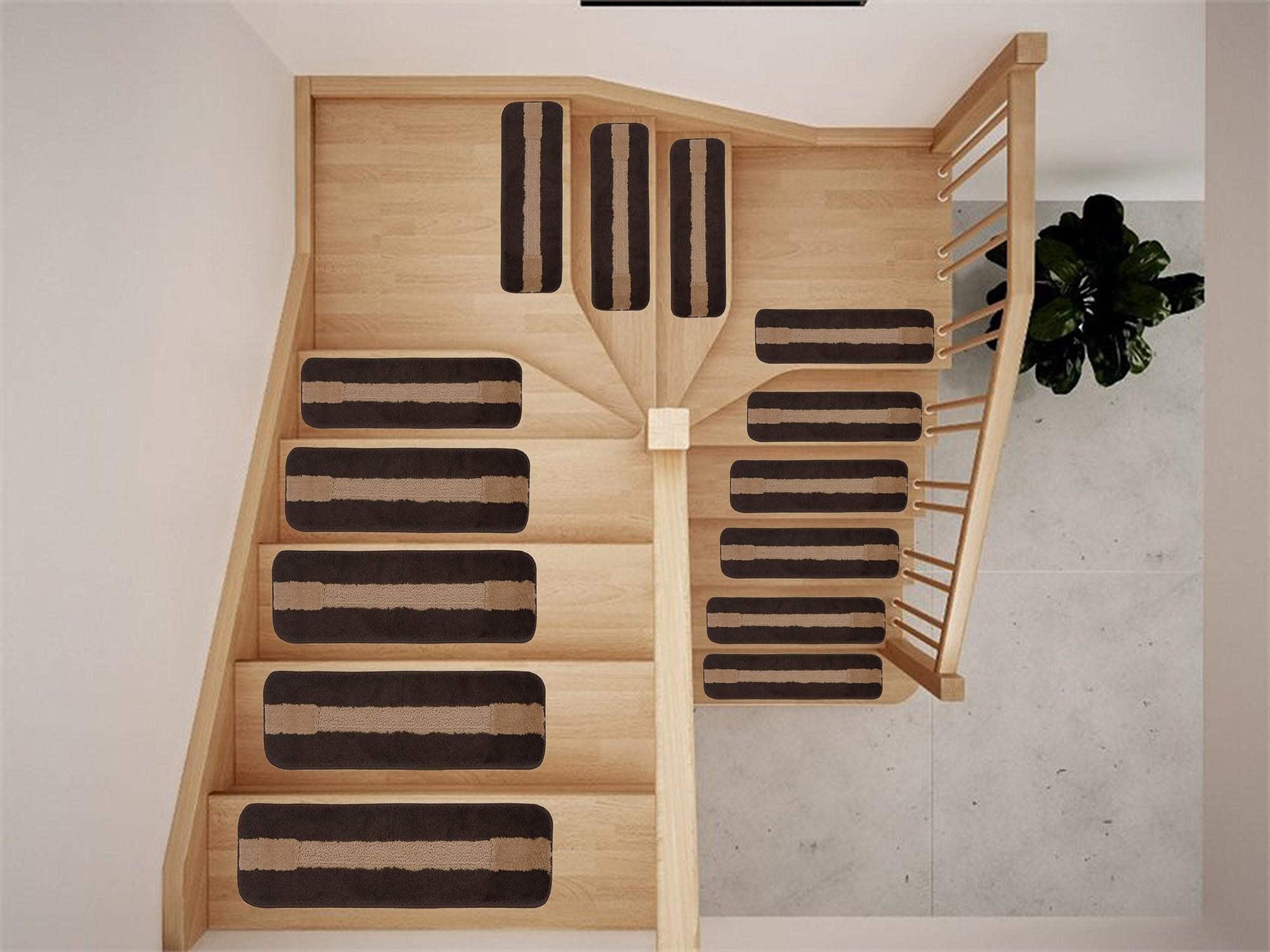 Luxury Stair Tread Treads Indoor Skid Slip Resistant Carpet Stair   Indoor Carpet Stair Treads   Oak Valley   Rug Indoor   Indoor Outdoor   Mat   Stair Runner