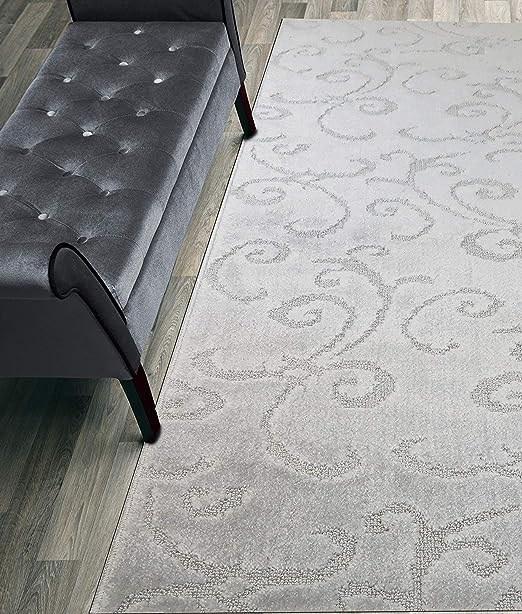 Amazon Com Custom Length Hallway Runner Rug Slip Resistant | Hallway Carpet Runners Sold By The Foot | Rug Depot | Hall | Woven Rug | Wool Rug | Fleur De Lis