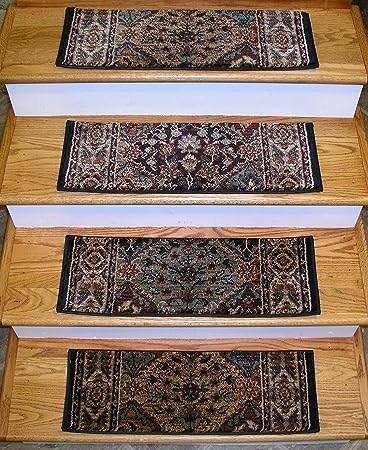 152938 Rug Depot Traditional Oriental Non Slip Carpet Stair   Oriental Carpet Stair Treads   Kings Court   Stair Runner   Carpet Runners   Rug Depot   Flooring