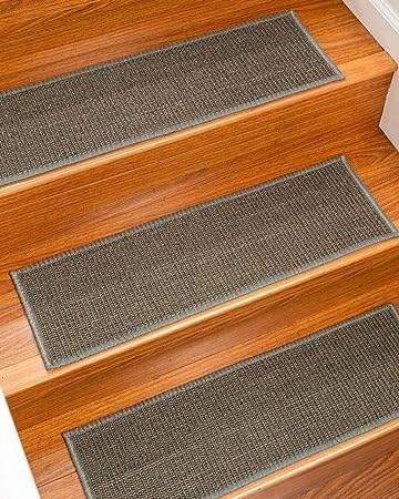 Amazon Com Natural Area Rugs Brown Caserta Diy Pet Friendly | Sisal Carpet Stair Treads | Area Rugs | Fiber Sisal | Natural Fiber | Etsy | Oak Valley