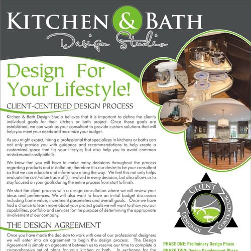 Kitchen And Bath Flyer