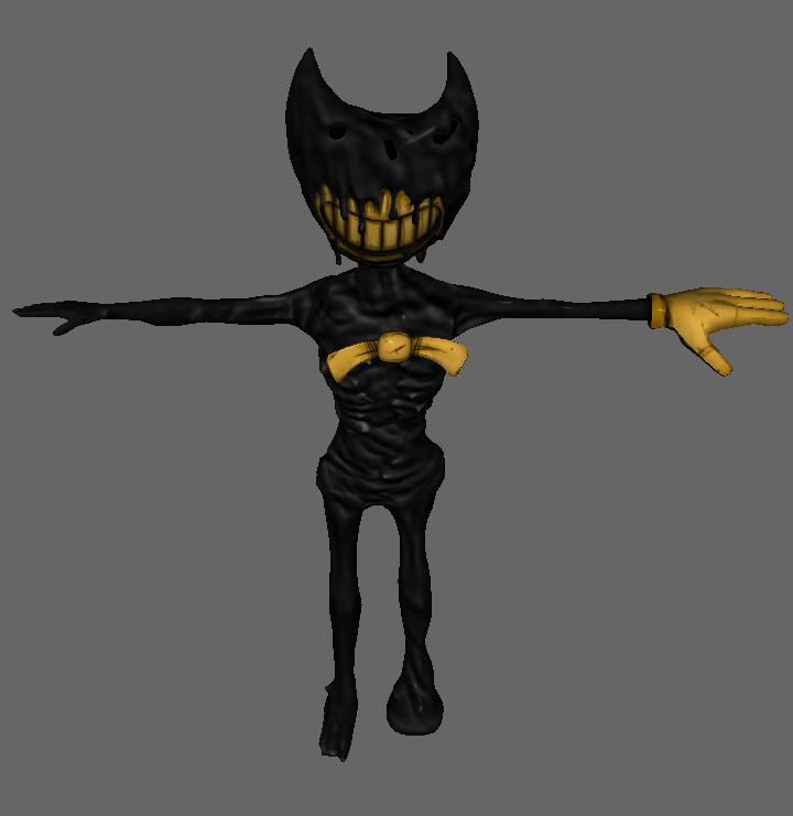 Monster Ink And Ink Machine Bendy Gif