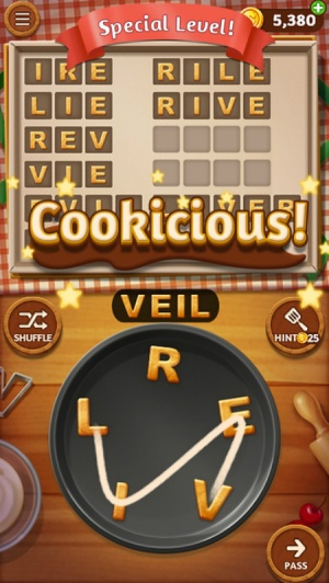 The best mobile word games   148Apps The best word games like Word Cookies