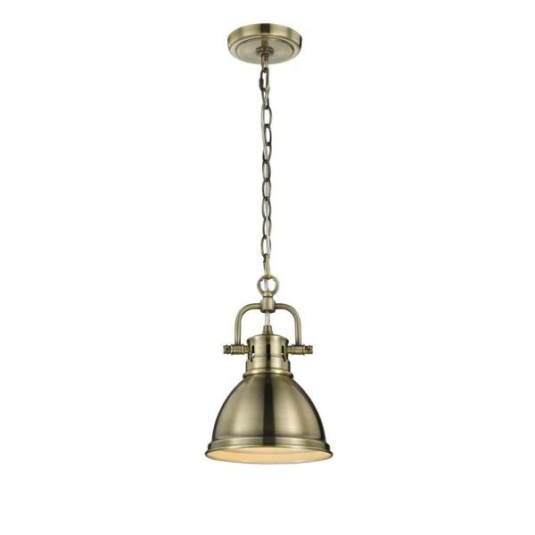 mini pendant light on chain # 75