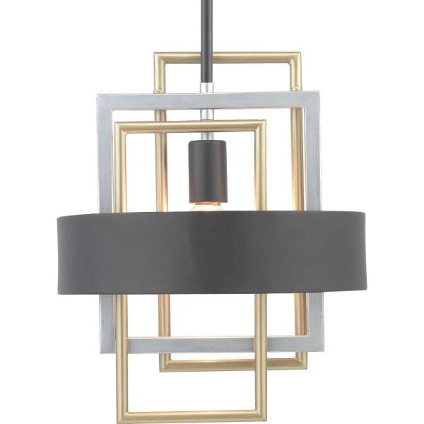 geometric mini pendant light # 73