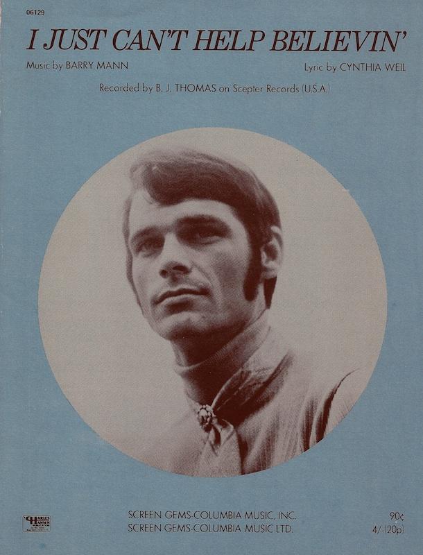 B J Thomas Country Singer
