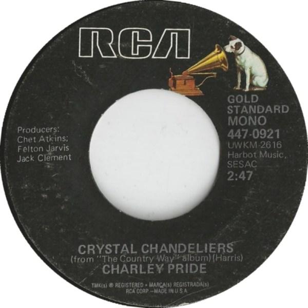 crystal chandeliers by charley pride # 56