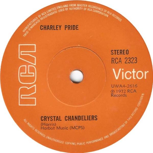crystal chandeliers by charley pride # 45