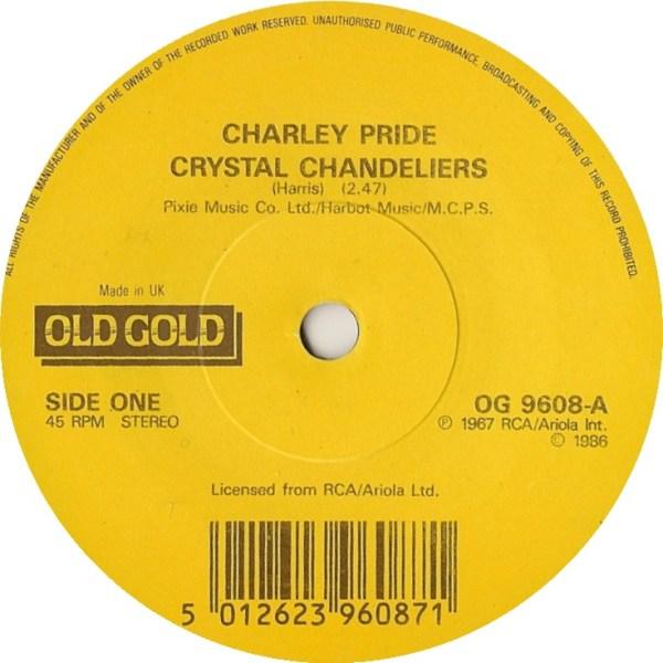 crystal chandeliers by charley pride # 25