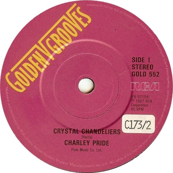 crystal chandeliers by charley pride # 18