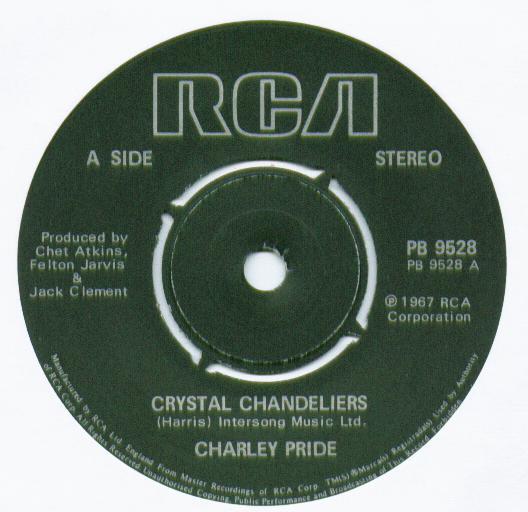 crystal chandeliers by charley pride # 14