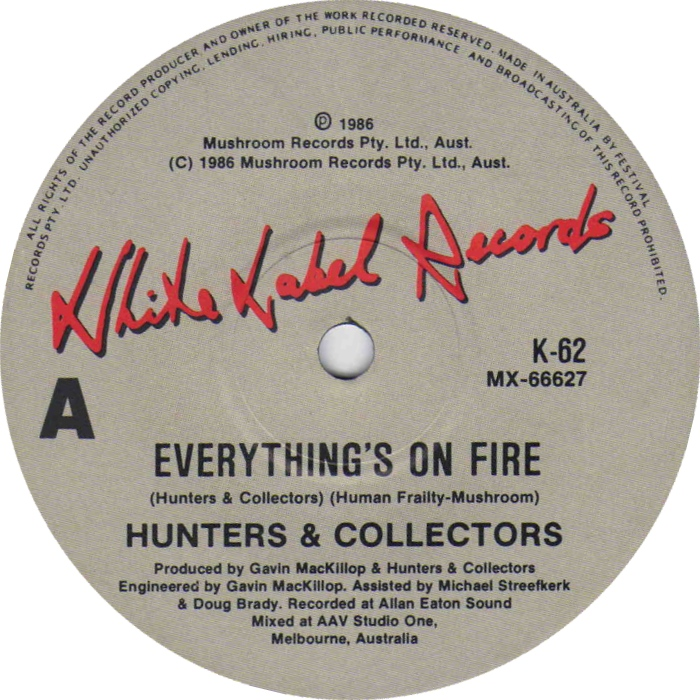 Doug White 45 Rpm Records