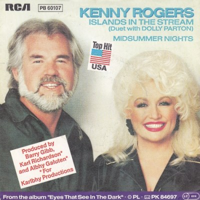45cat - Kenny Rogers And Dolly Parton - Islands In The ...