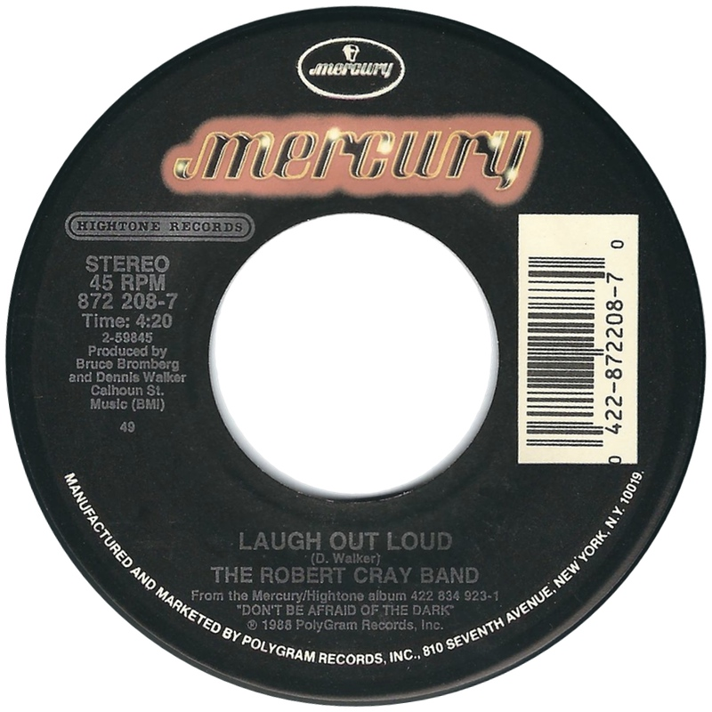 Laugh Out Loud Robert Cray