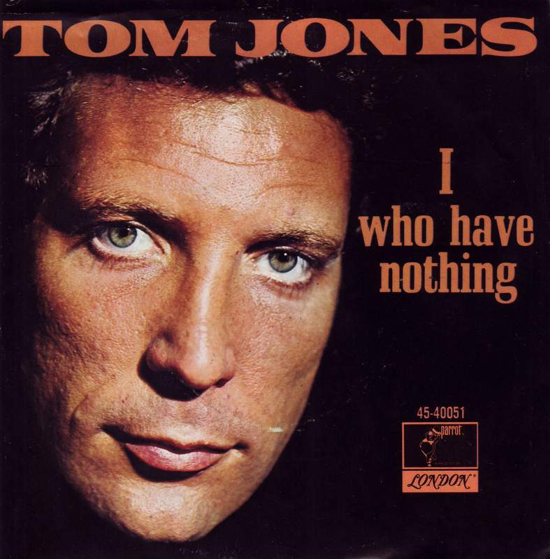 Tom Jones Discography Usa Gallery Page 2 45cat