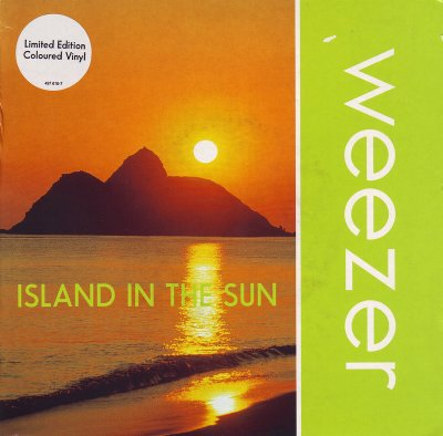 45cat - Weezer - Island In The Sun / Always - Geffen - UK ...