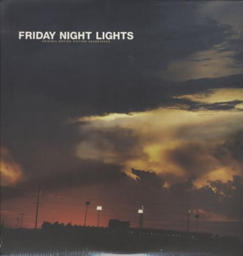 Friday Night Lights Soundtrack Vinyl