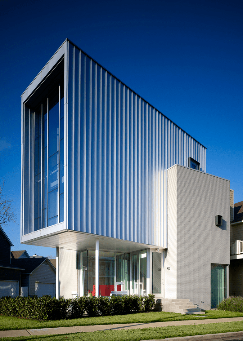 Skycottage Archimania Archdaily