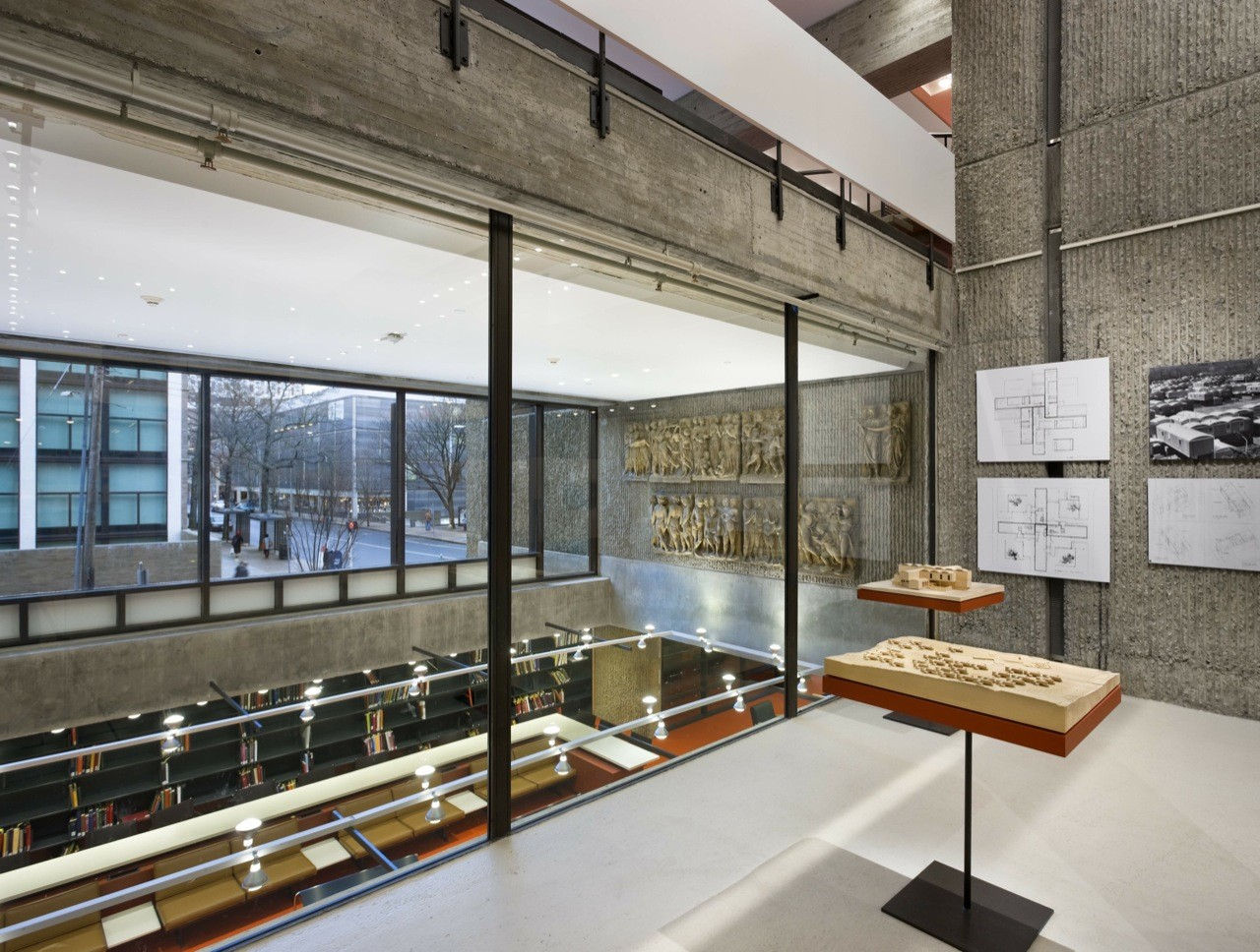 Gallery Of Yale Art Architecture Building Gwathmey