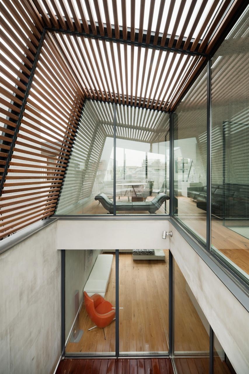 Skycourt House Keiji Ashizawa Design Archdaily