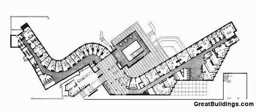 Floor Plan House Baker Aalto
