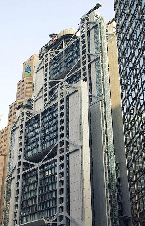 Ad Classics Hong Kong And Shanghai Bank Foster