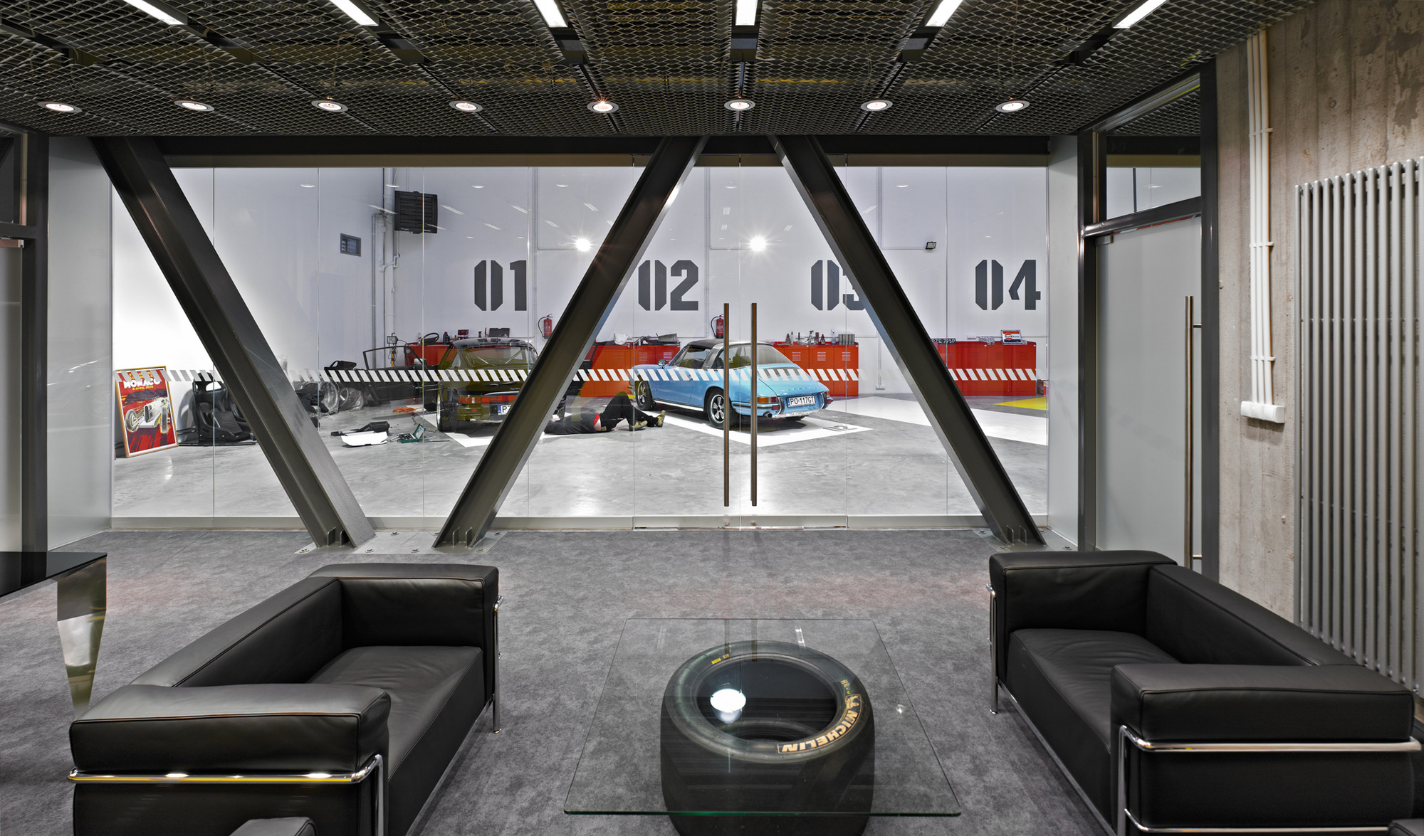 Gallery Of Office Garage Ultra Architects 17