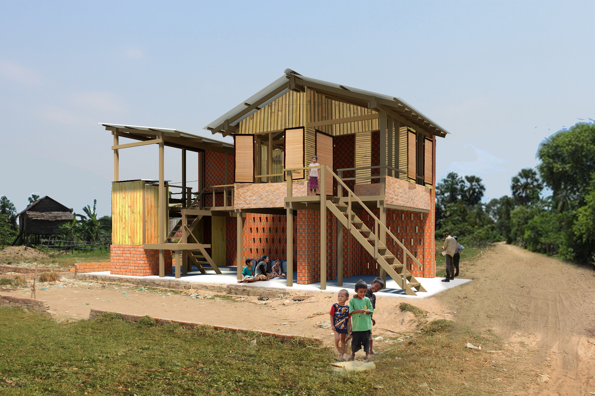 New Home Building Designs Uk