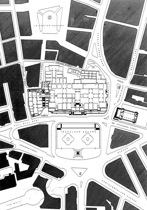 Robert Venturi National Gallery