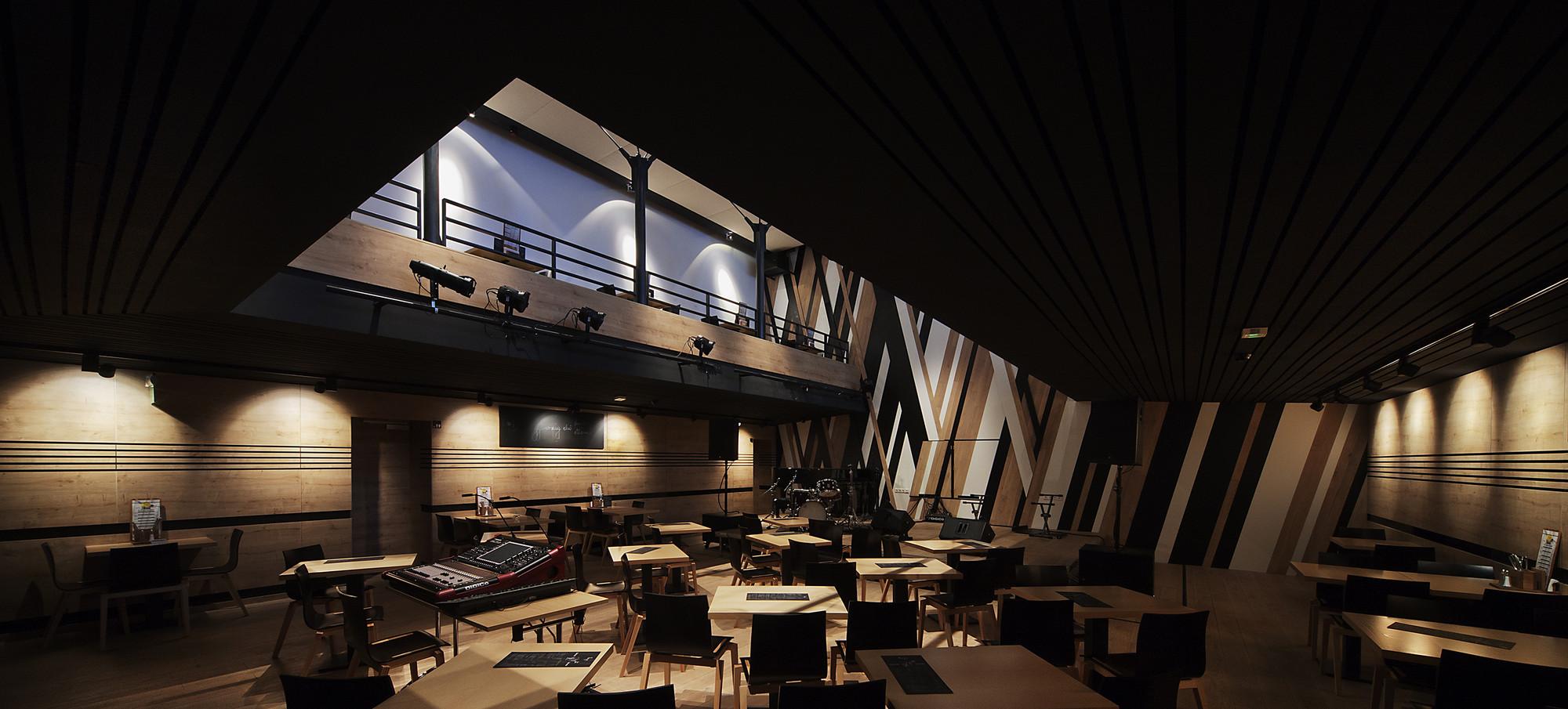 Gallery Of Budapest Music Center Art1st Design Studio 25