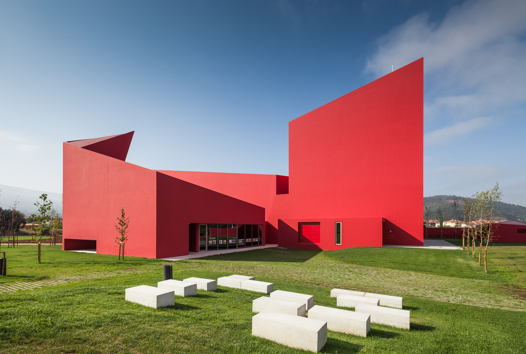 Gallery of House of the Arts / Future Architecture ...