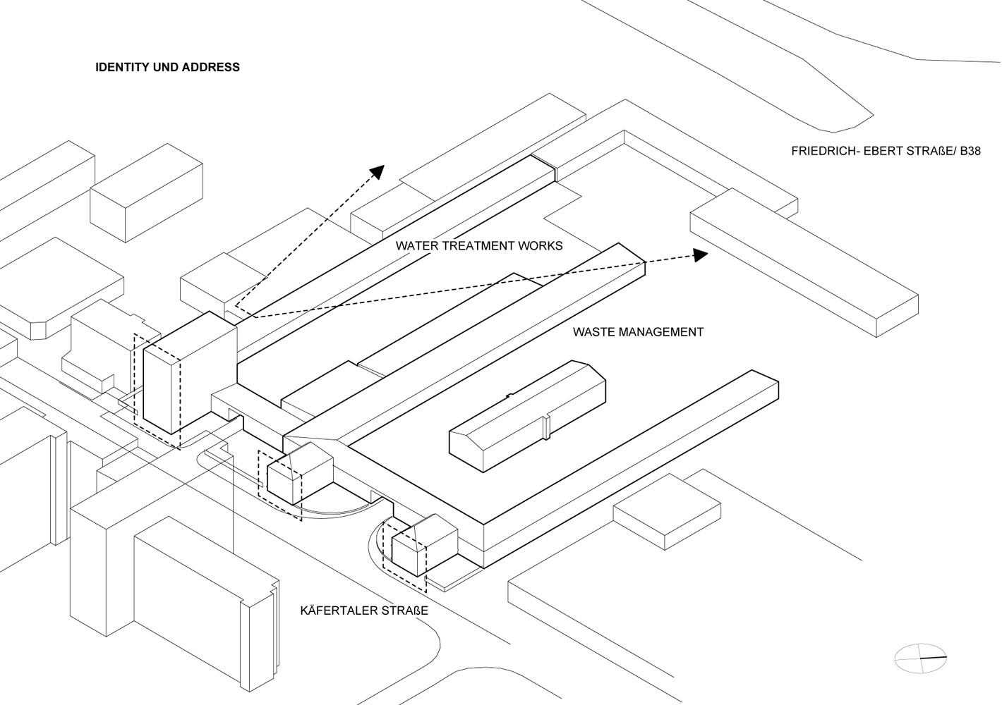Mannheim water treatment works motorplan architektur