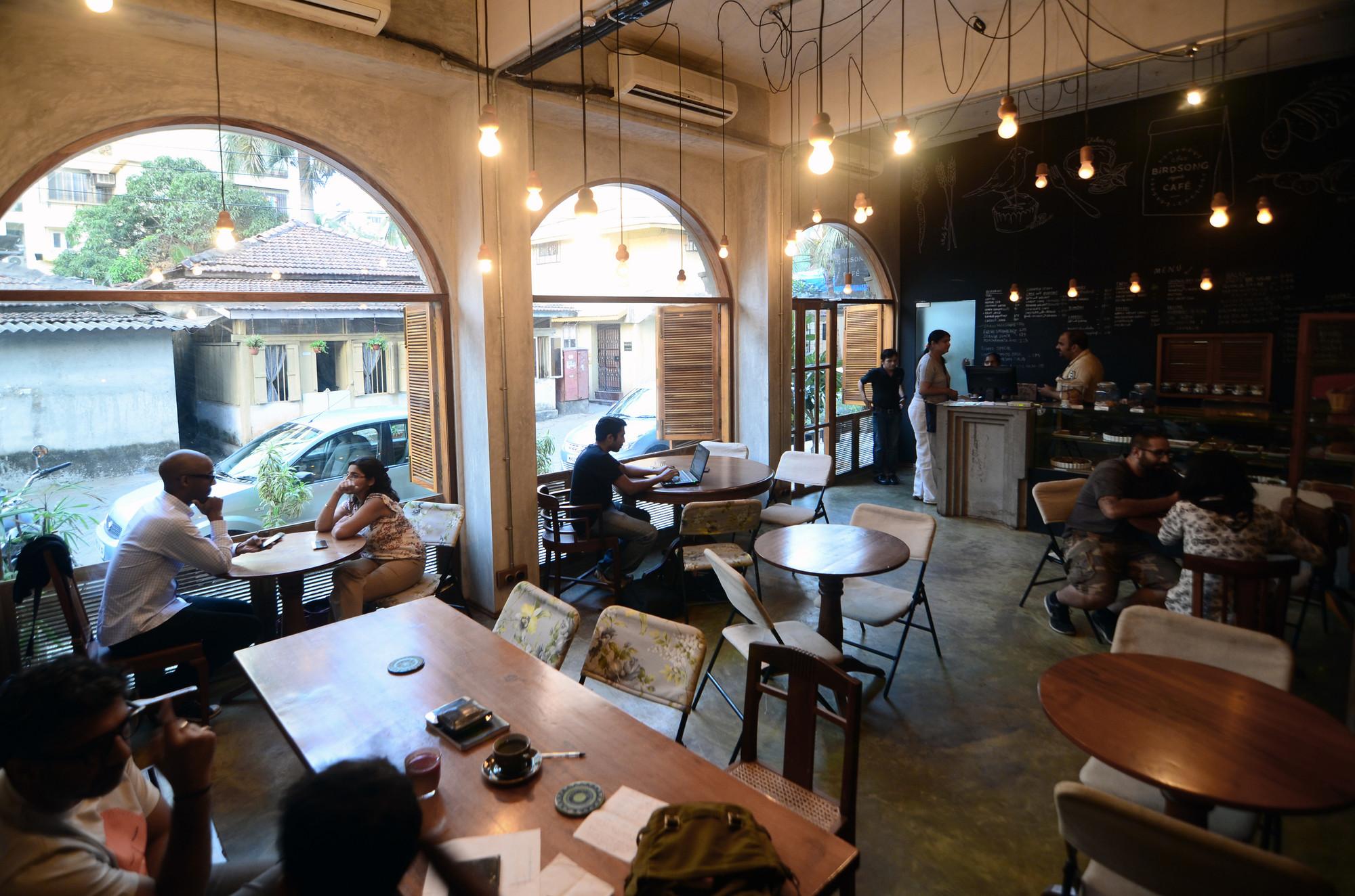 Gallery Of Birdsong Cafe Studio Eight Twentythree 2