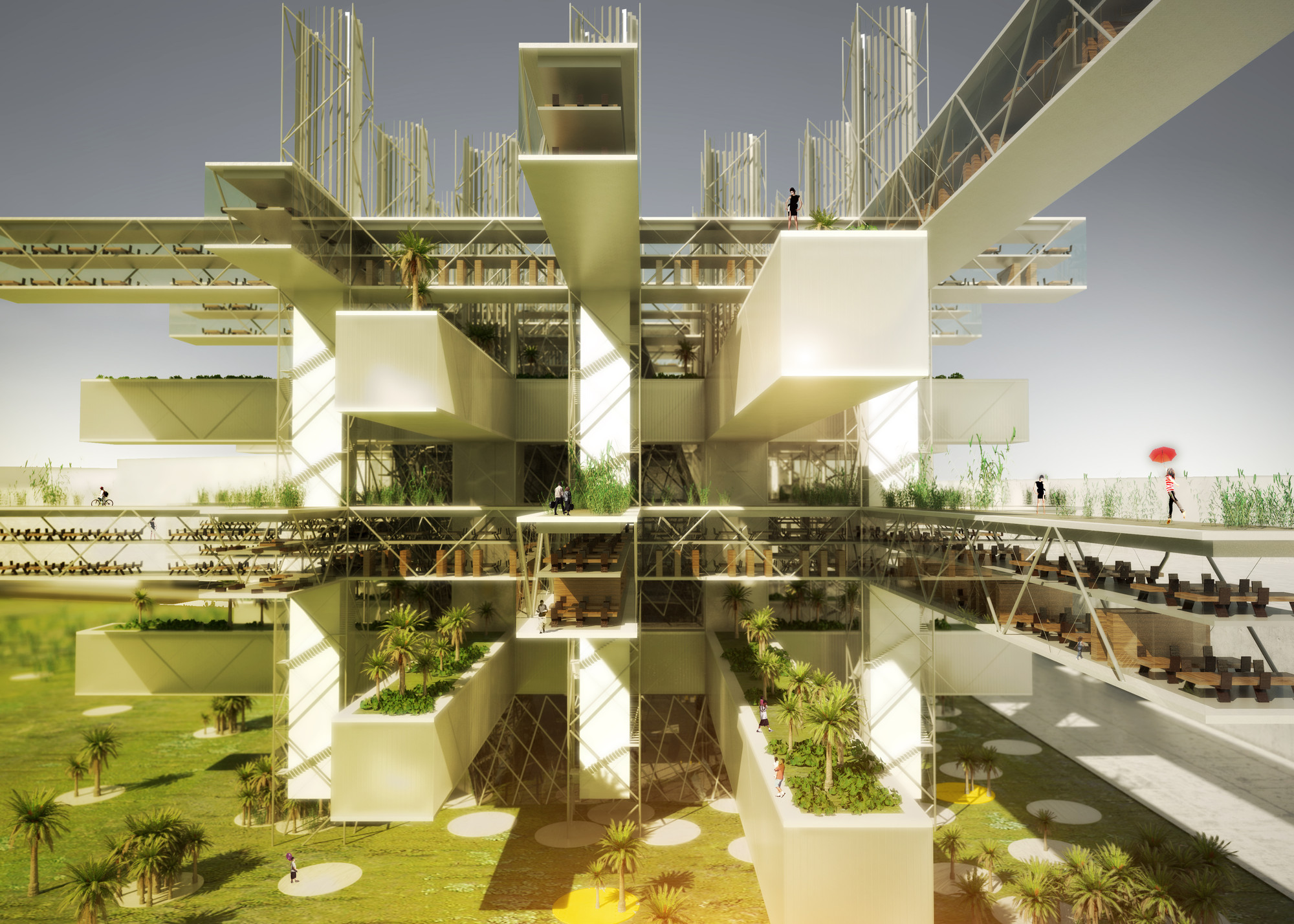 Gallery of SANE Architecture's Taichung City Cultural ...