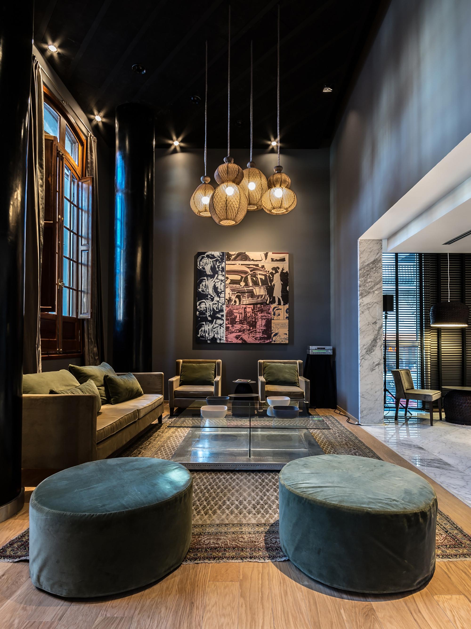 Gallery Of Y111 Hotel Estudio Fwap Arquitectos Estudio