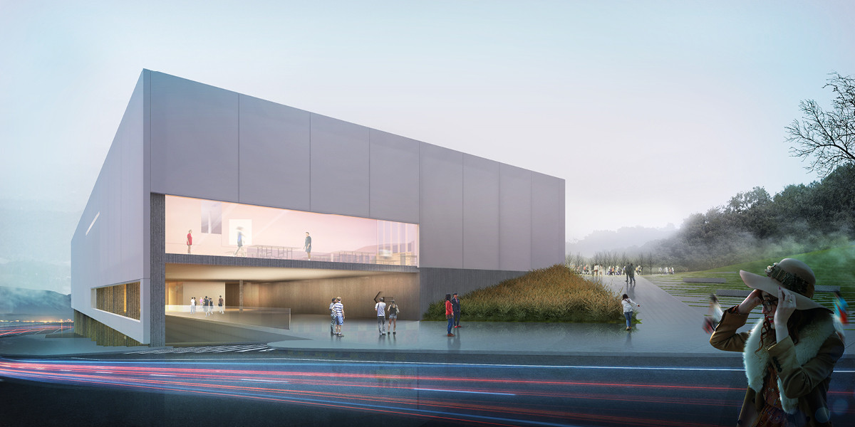 Gallery Of Drozdov Amp Partners Selected To Design Dalseong